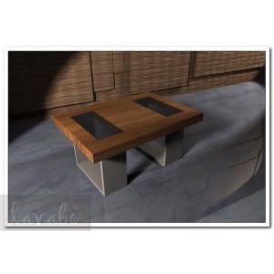 Konferenčný stolík Dual