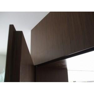 Plné dvere s vysokou obložkou