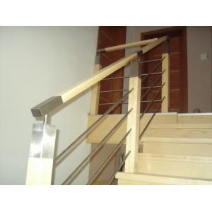 drevene stupne na schody